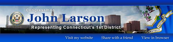 Congressman John B. Larson