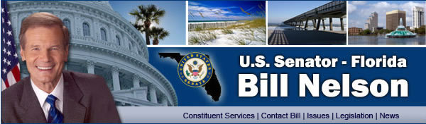 Click here to visit Senator Bill Nelson's website